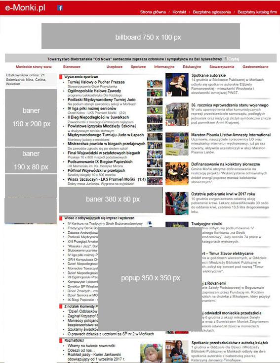 reklama na e-Monki.pl